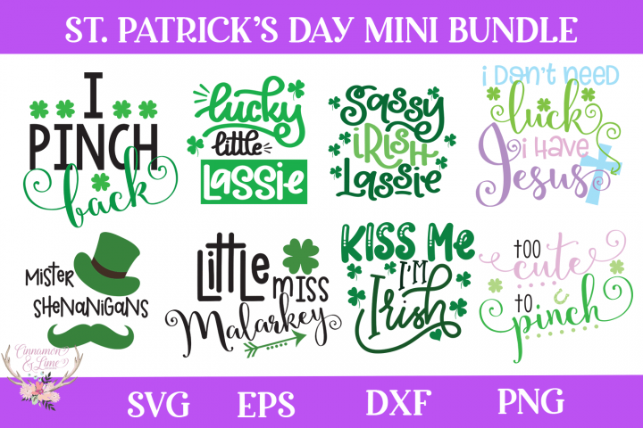 St. Patricks Day Bundle SVG