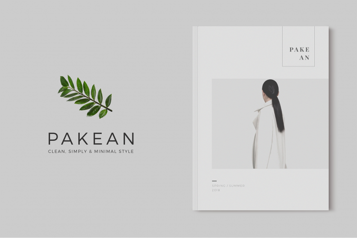 Pakean Lookbook Magazine Fashion