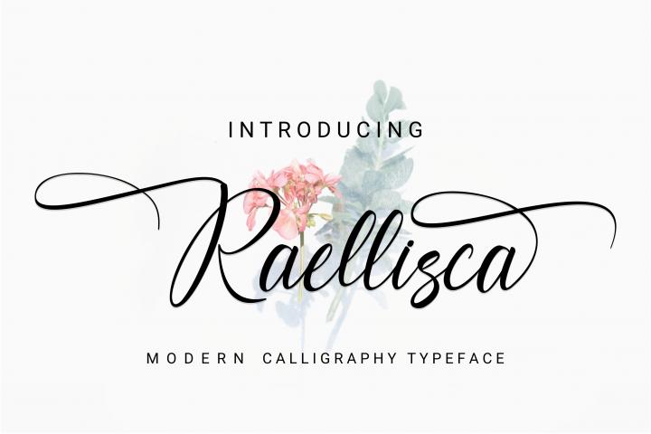 Raellisca Script