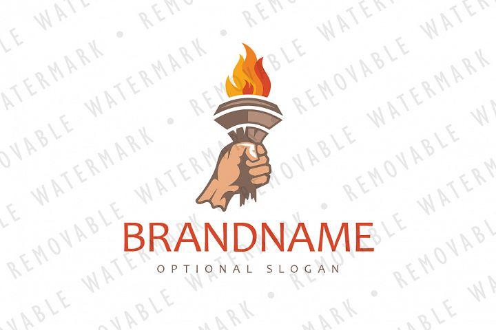 Flame of Inspiration Logo