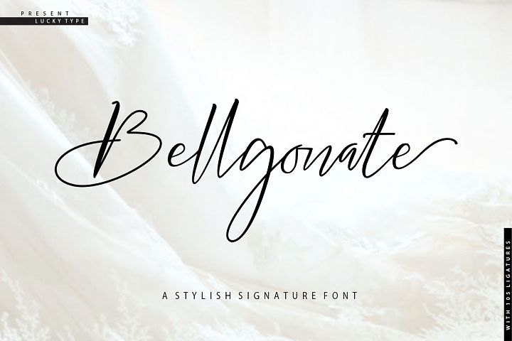 Bellgonate Signature Script