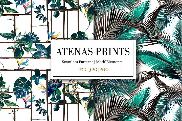 Atenas Patterns