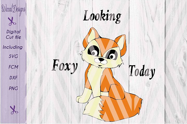 Fox boy svg, Cute clever svg, Woodland svg, animals cut file