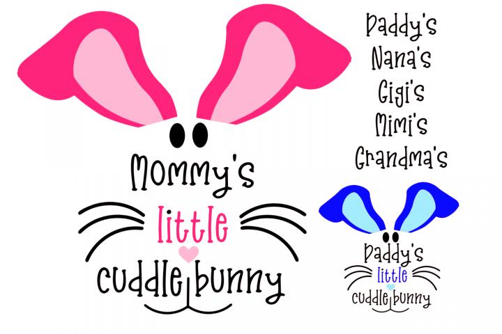 Easter bunny SVG baby easter bodysuit svg Easter svg bundle