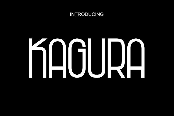 Kagura - Sans Serif
