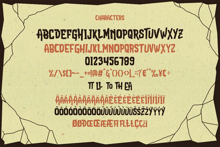 Attack Attack Typeface - Free Font of The Week Design1