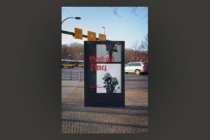 Mockup - Poster - Corner