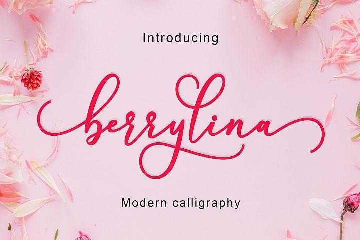 Berrylina Script