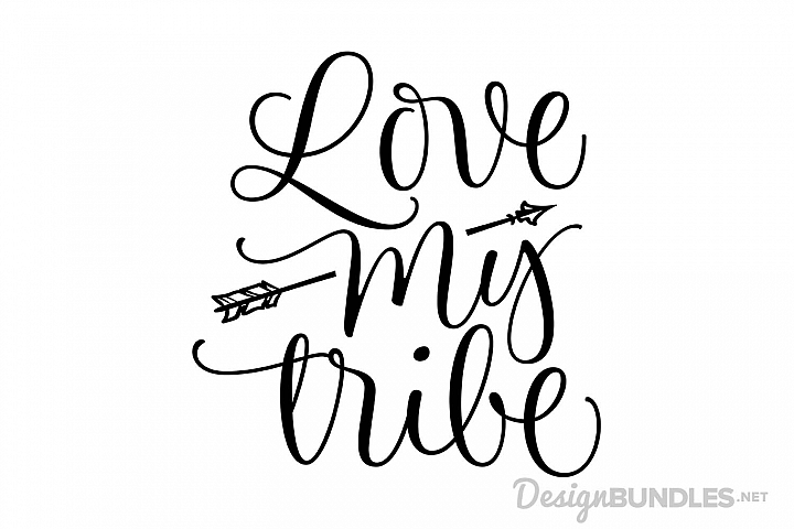 Love My Tribe example 1