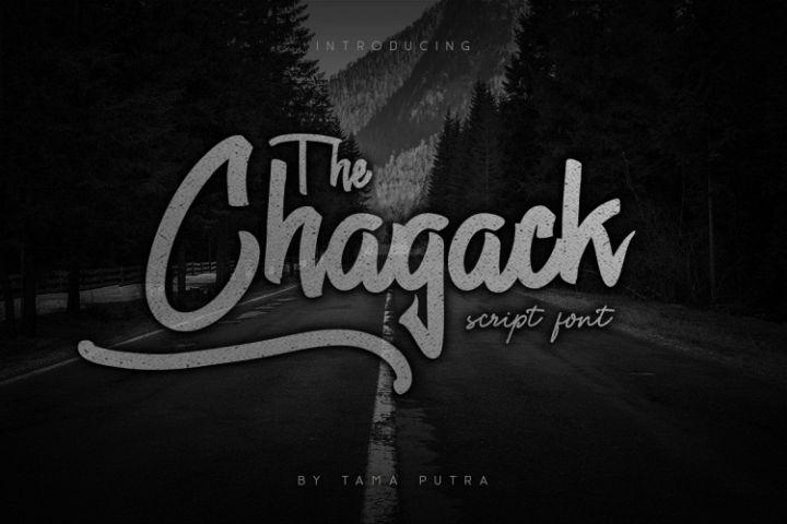 Chagack Script Font Duo