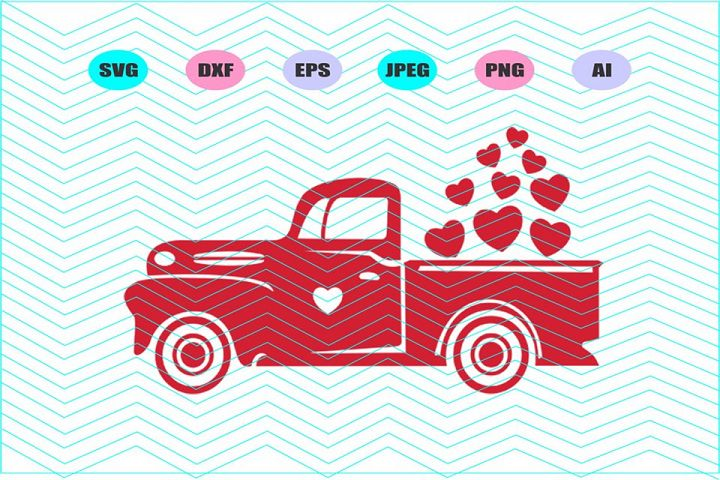 Valentines Svg Vector File Cricut Design Vinyl Decal