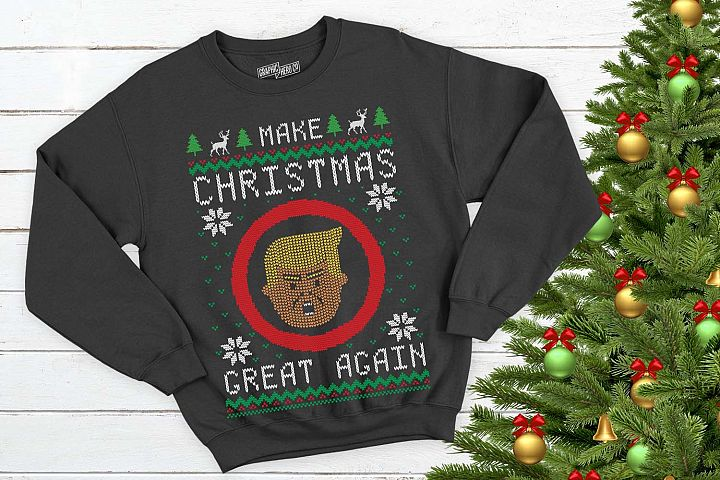 Make Christmas Great Again Christmas Printable