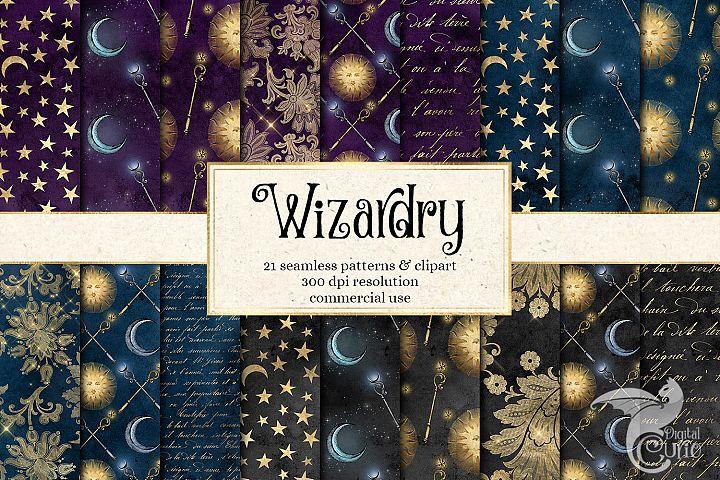 Wizardry Digital Paper