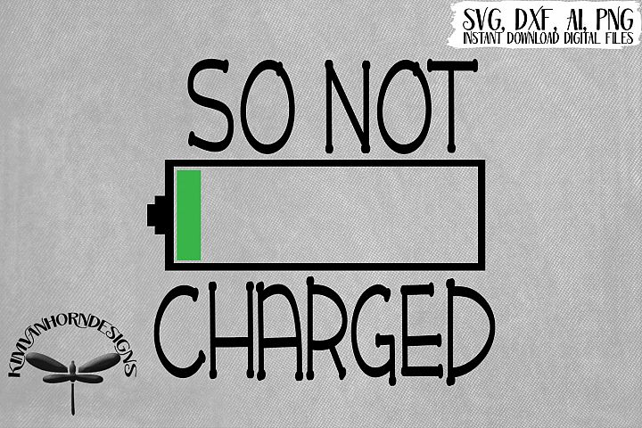 So Not Charged