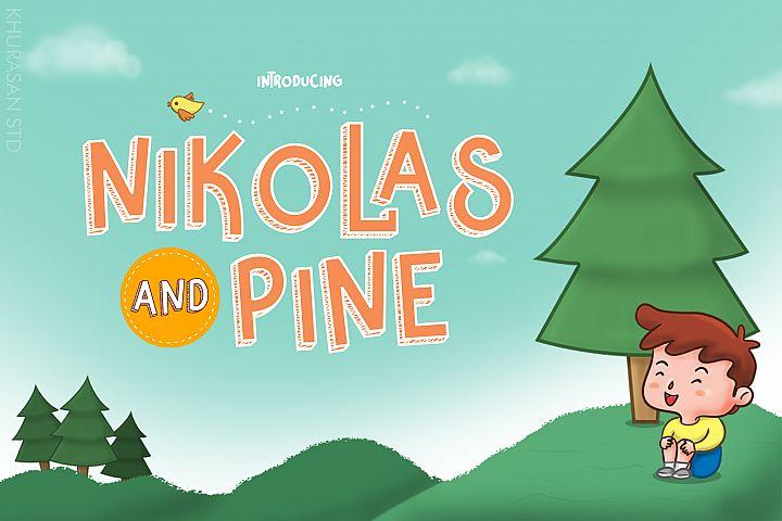 Nikolas And Pine