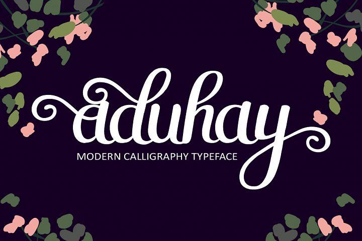 Aduhay Script