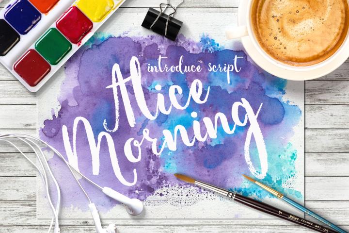 Alice Morning script