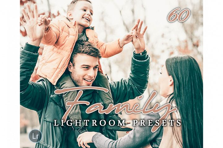 Family Lightroom Presets