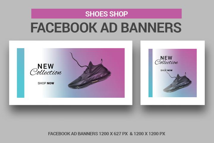 Shoes Shop - Facebook Ads