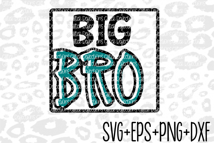 Big Brother Svg- Svg- Big Bro