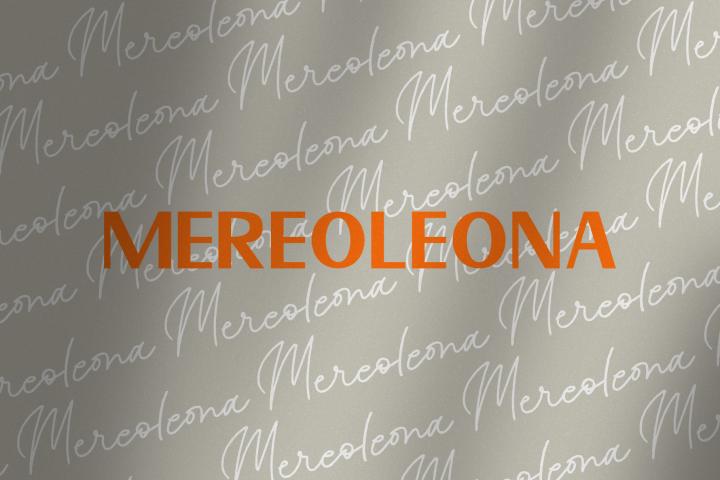 Mereoleona | Font Duo