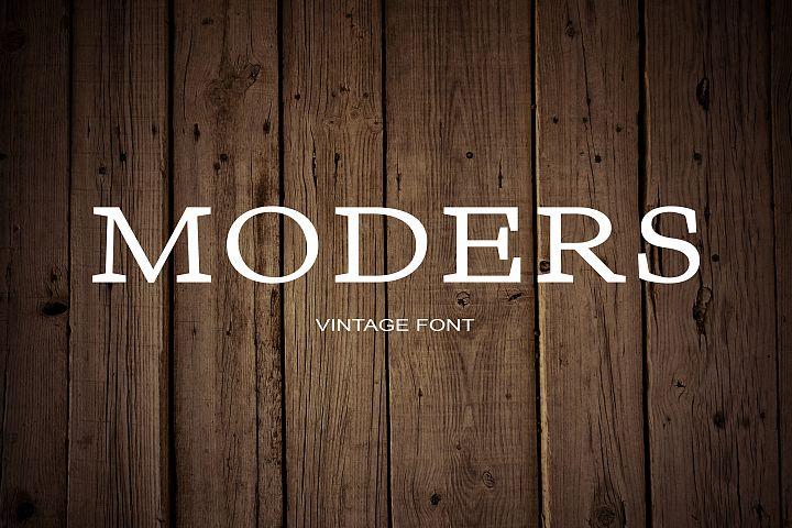 Moders