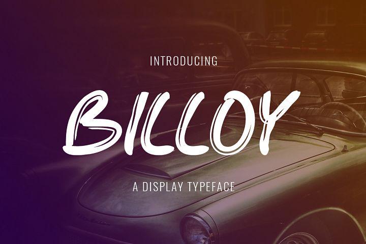 Billoy