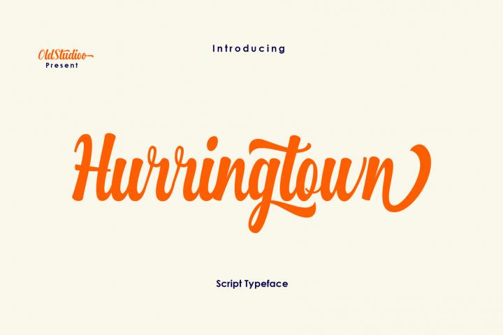 Hurringtown Script