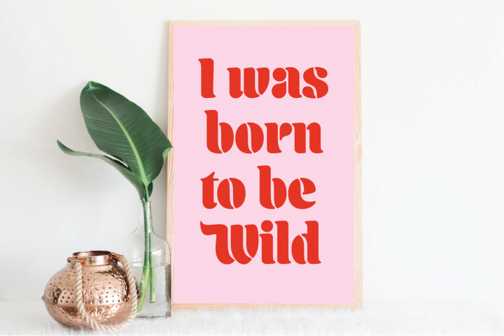 Born to be wild svg shirt design, I was born to be wild