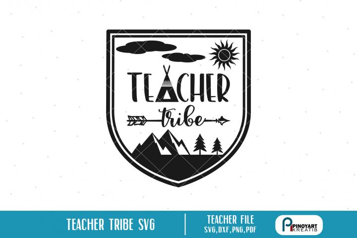 Teacher Tribe svg, Teacher svg, Camping svg