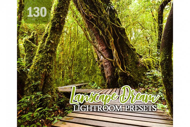 Lanscape Dream Lightroom Presets