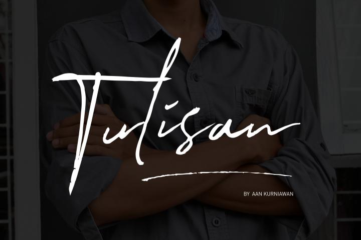 Tulisan ( Signature Font)