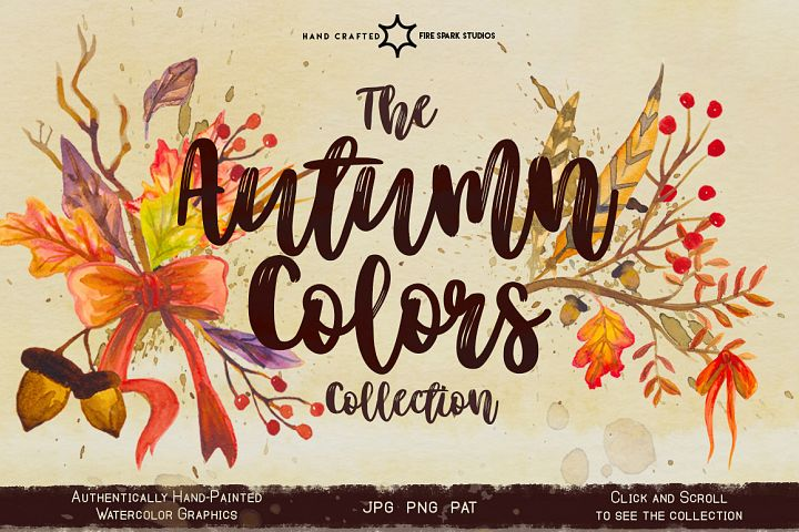 The Autumn Colors Collection
