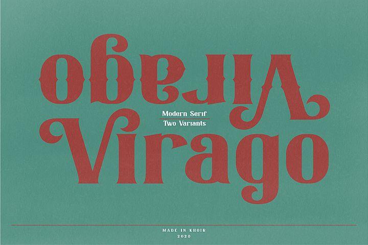 Virago - Modern Serif