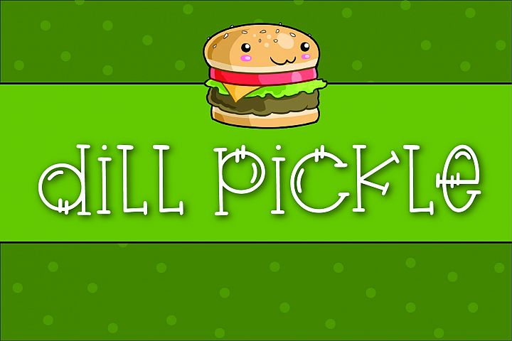 Dill Pickle Serif