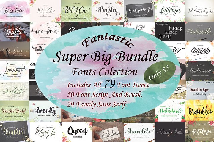 Fantastic Super Big Bundle