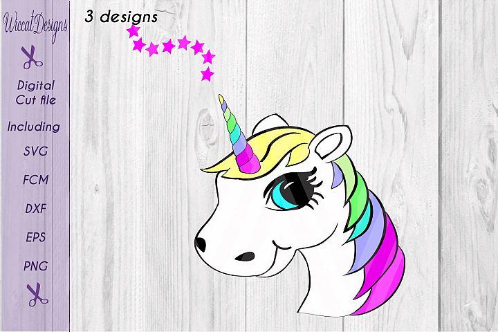Unicorn svg, One of kind, cute pony, Horse face, horse shoe svg