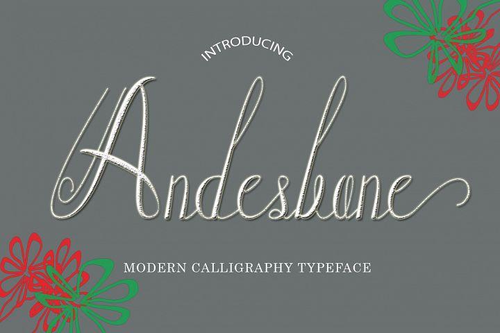 Andesbone