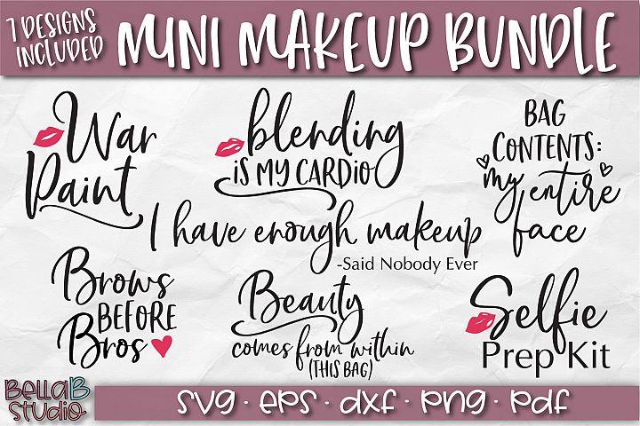 Makeup SVG Bundle, Cosmetic SVG Bundle