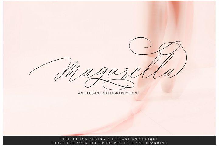 Magarella Script