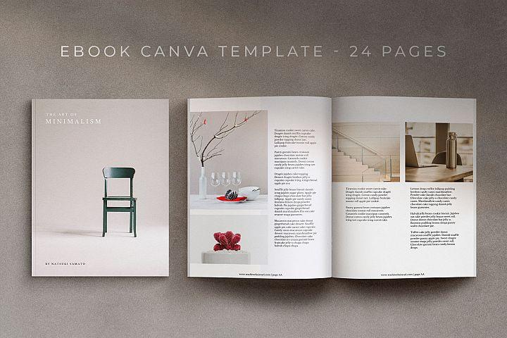 eBook Canva Template | Washi