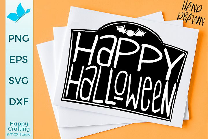 Happy Halloween - A Halloween Craft File