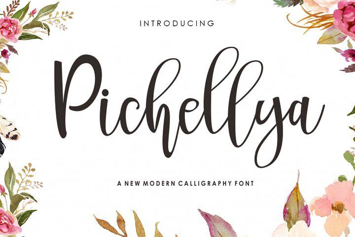 Pichellya Script