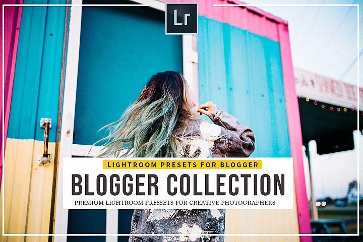 25 Pro Blogger Presets lightroom