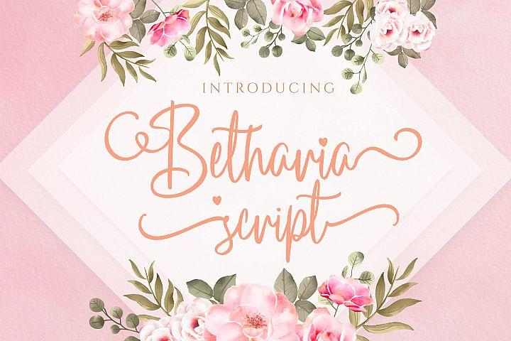 Betharia Script