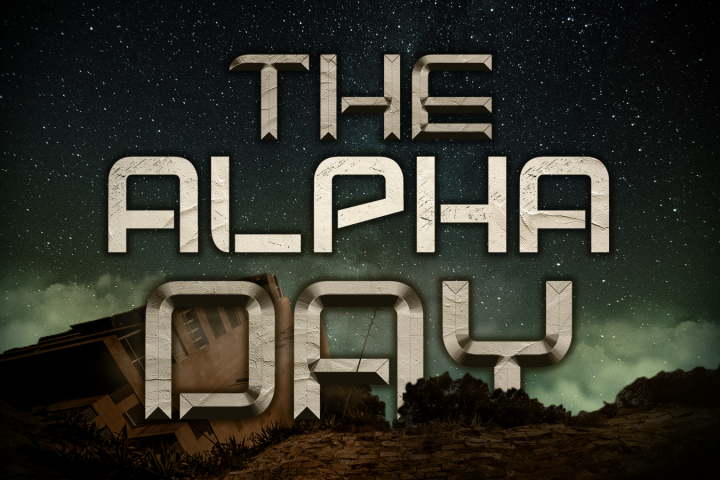 The Alpha day