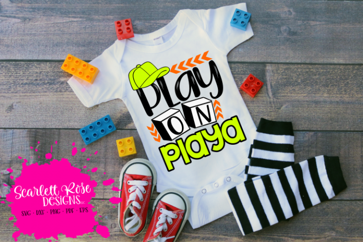 Play on Playa SVG