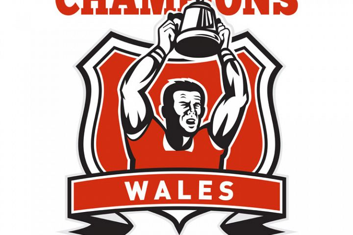 rugby player champions cup Wales