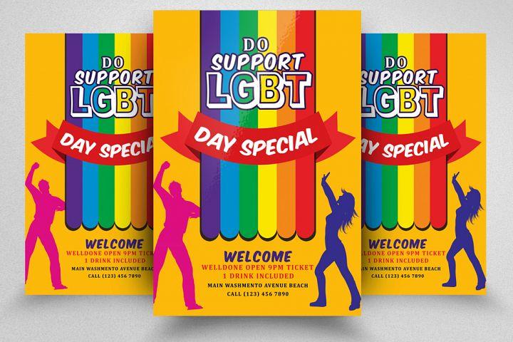 LGBT Pride Flyer