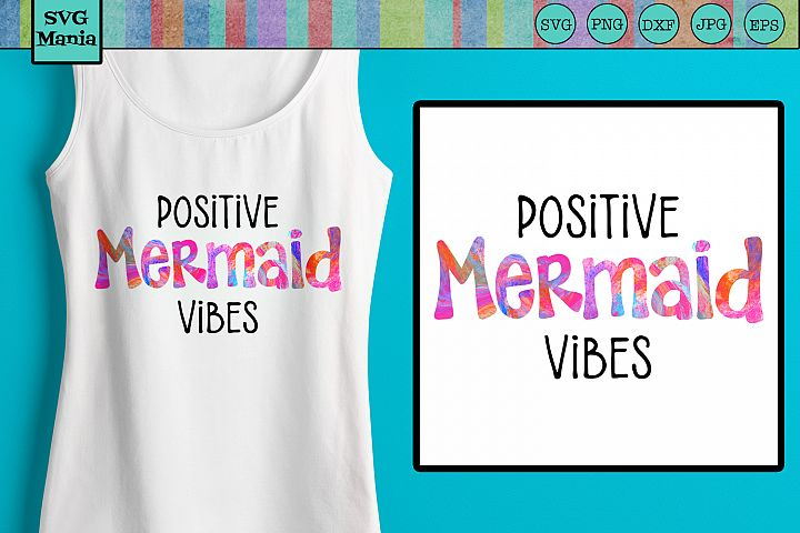 Mermaid Sublimation Design, Beach Sublimation PNG Download